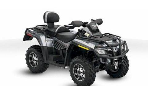 CAN-AM  BRP Outlander MAX 500 Limited (2009 - 2010) f32ef669f9af8