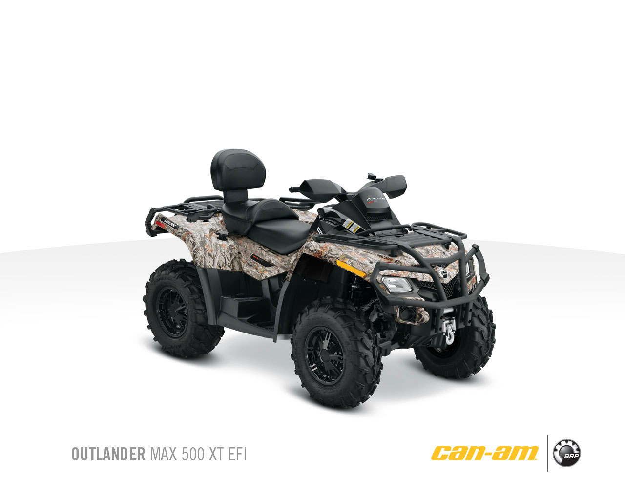 Can-am   Brp Outlander Max 500 Xt Specs