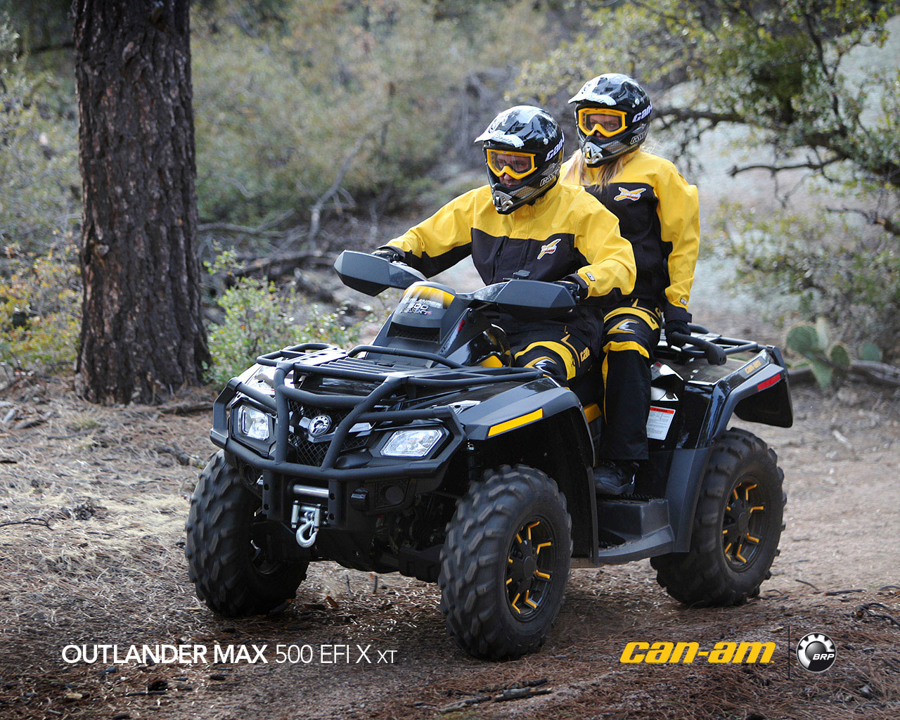 CAN-AM/ BRP Outlander MAX 500 XT Photo Gallery #2/4