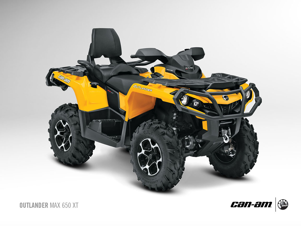 can am brp outlander max 650 xt specs 2012 2013 autoevolution. Black Bedroom Furniture Sets. Home Design Ideas