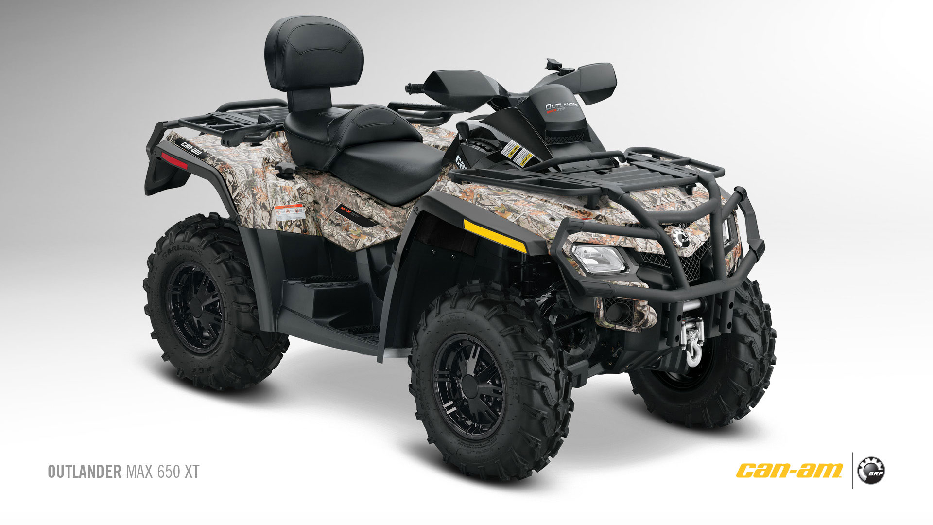 Can-am   Brp Outlander Max 650 Xt Specs
