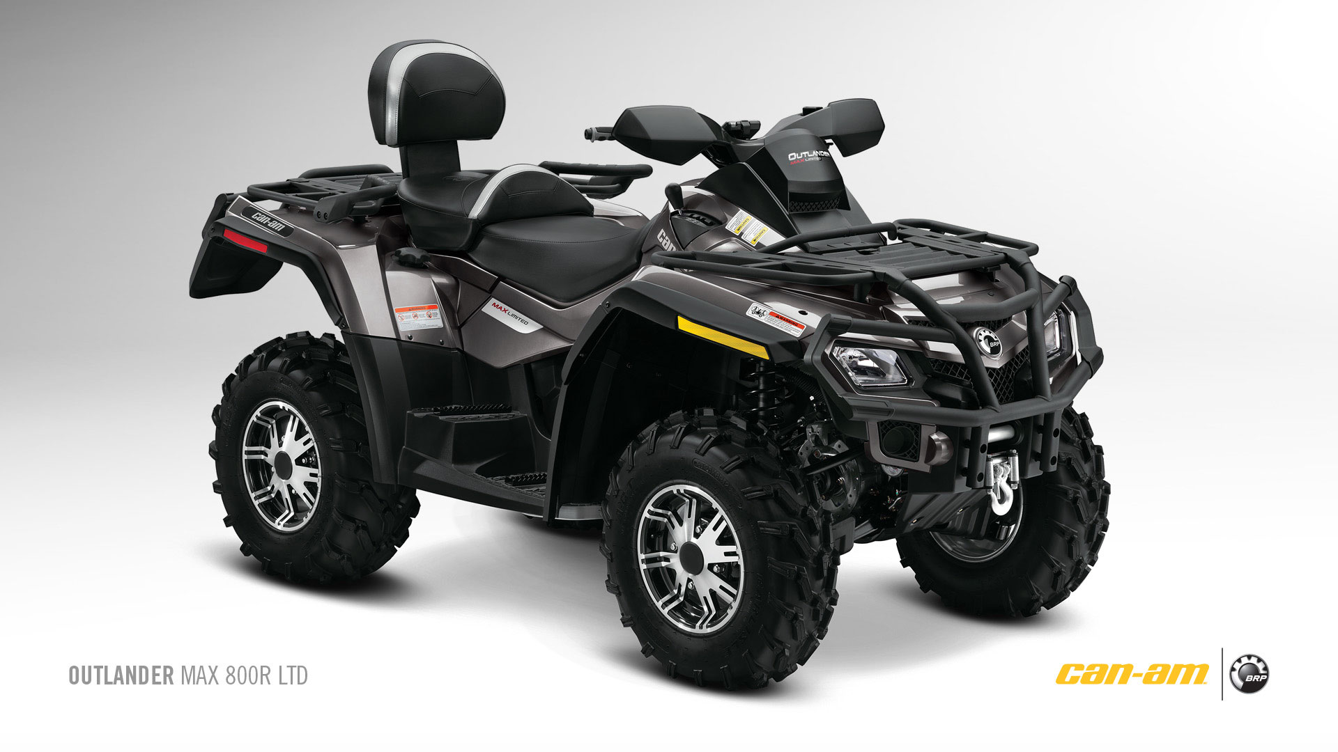 Can-am   Brp Outlander Max 800r Limited