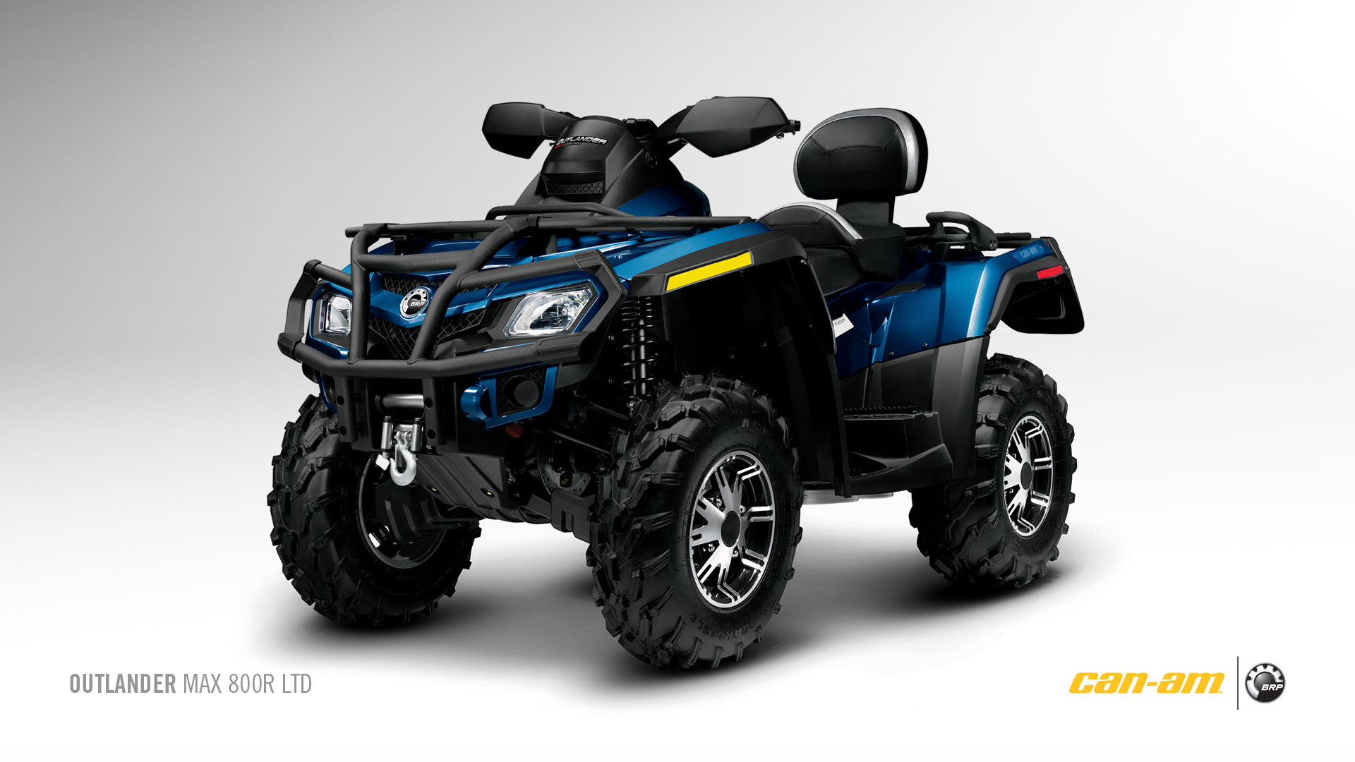 can am brp outlander max 800r limited 2011 2012 autoevolution. Black Bedroom Furniture Sets. Home Design Ideas