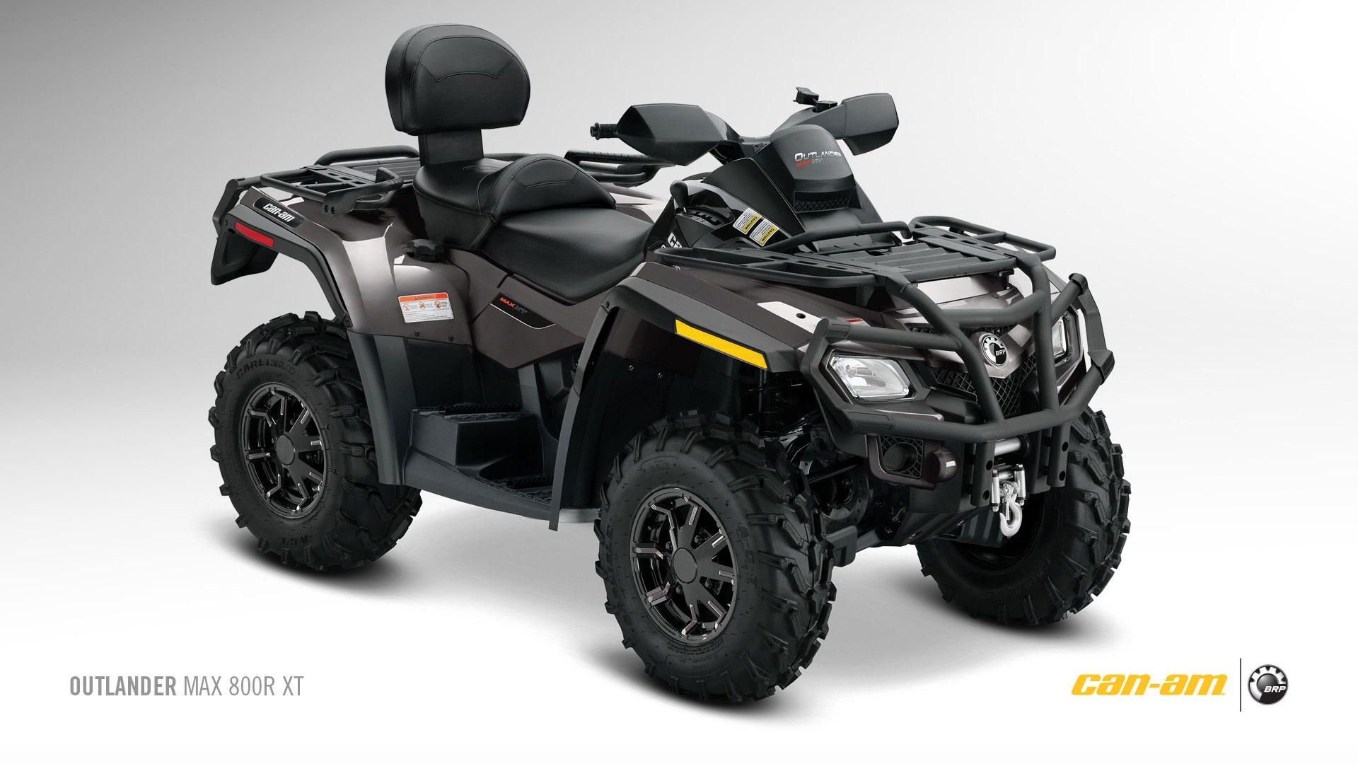 Can-am   Brp Outlander Max 800r Xt Specs