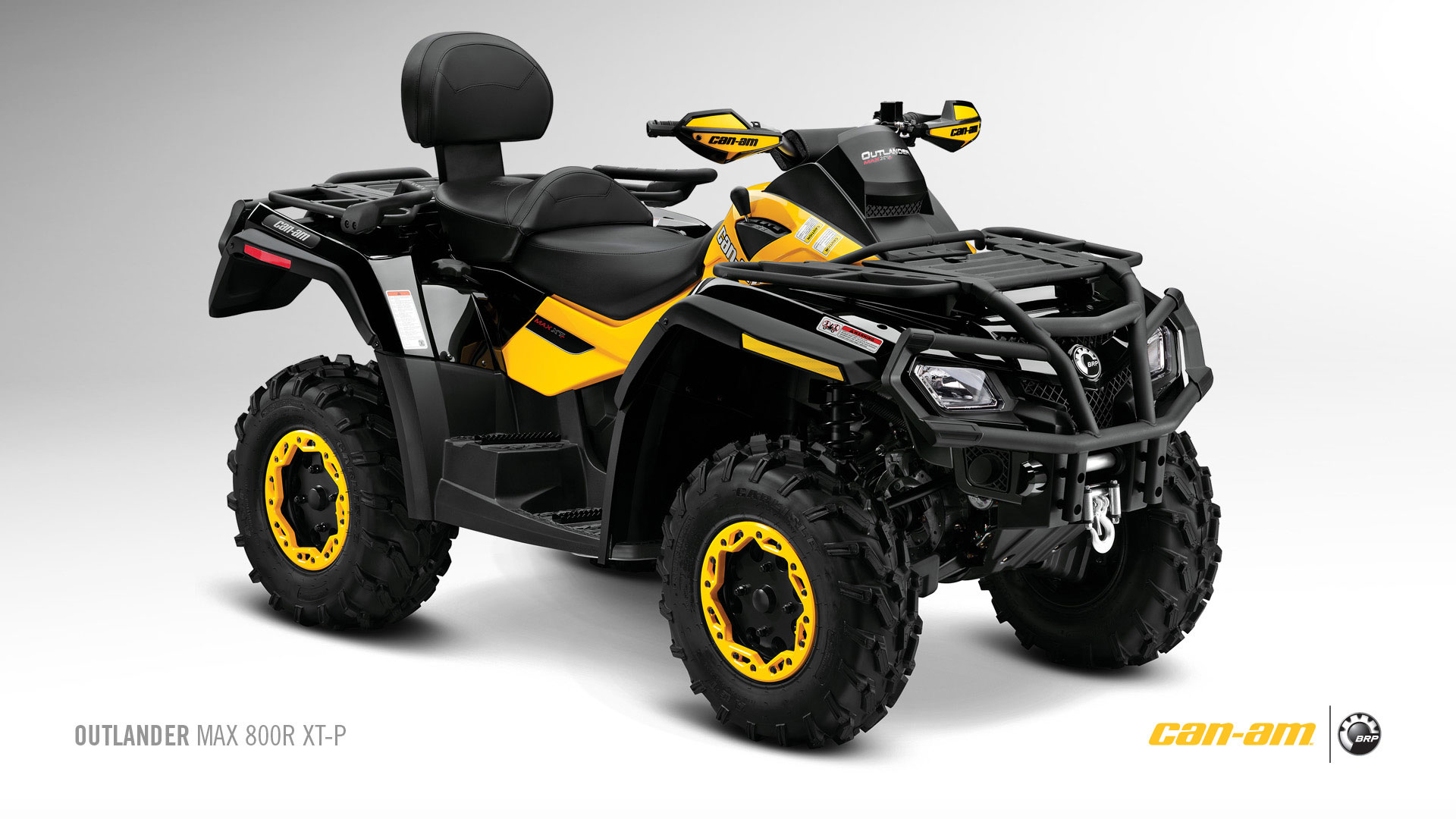 Can-am   Brp Outlander Max 800r Xt-p Specs