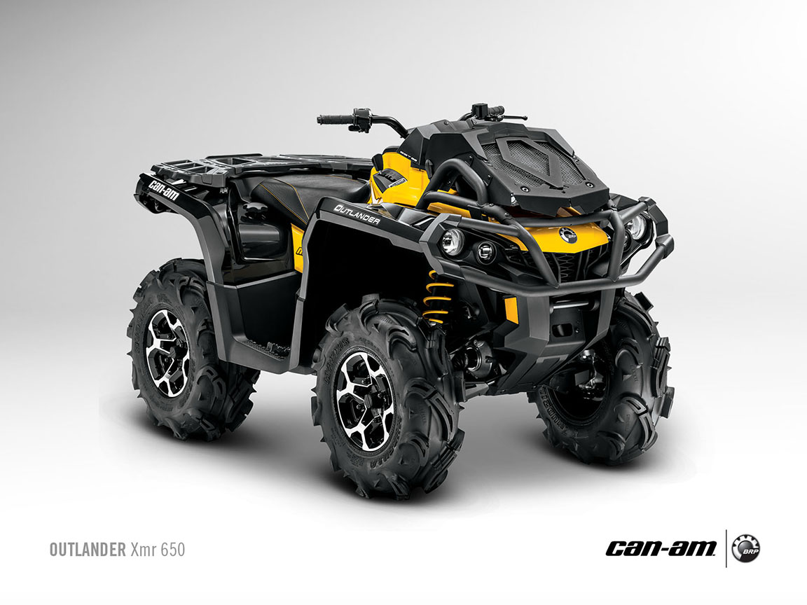 can am brp outlander xmr 650 specs 2012 2013 autoevolution. Black Bedroom Furniture Sets. Home Design Ideas