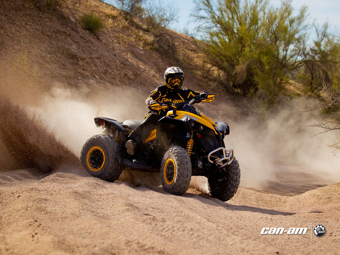 can am brp renegade 1000 x xc specs 2012 2013 autoevolution. Black Bedroom Furniture Sets. Home Design Ideas