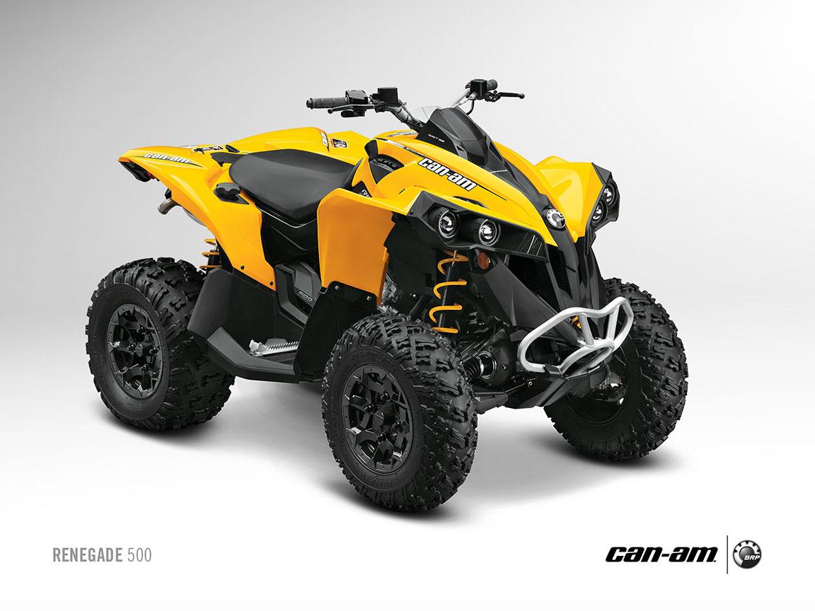 Can-Am 2019 : une gamme quads et SSV homologués sans bridage