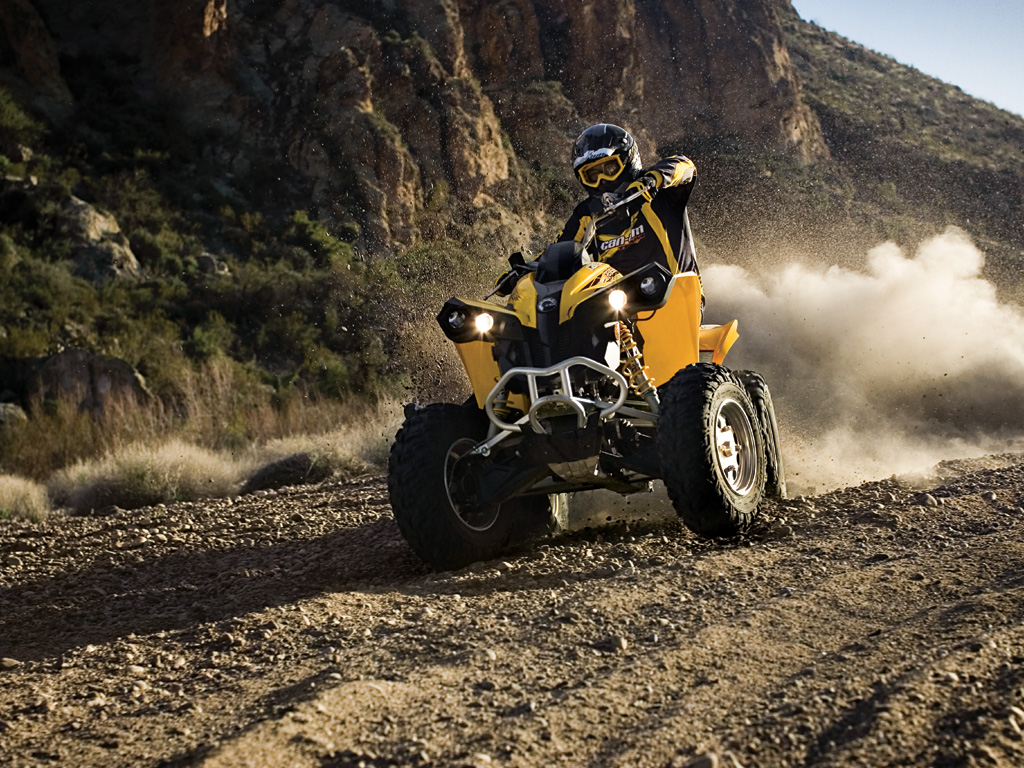 Can Am Brp Renegade 800 Specs 2007 2008 Autoevolution
