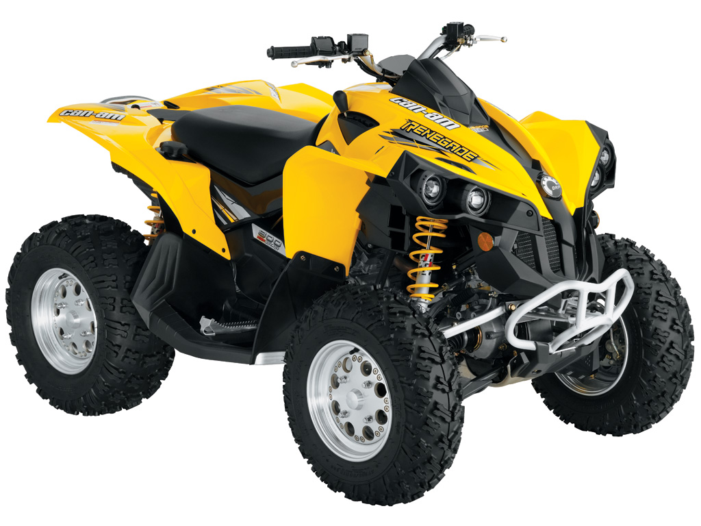 2018 Can-Am Renegade 1000R Xxc Review   ATV Rider