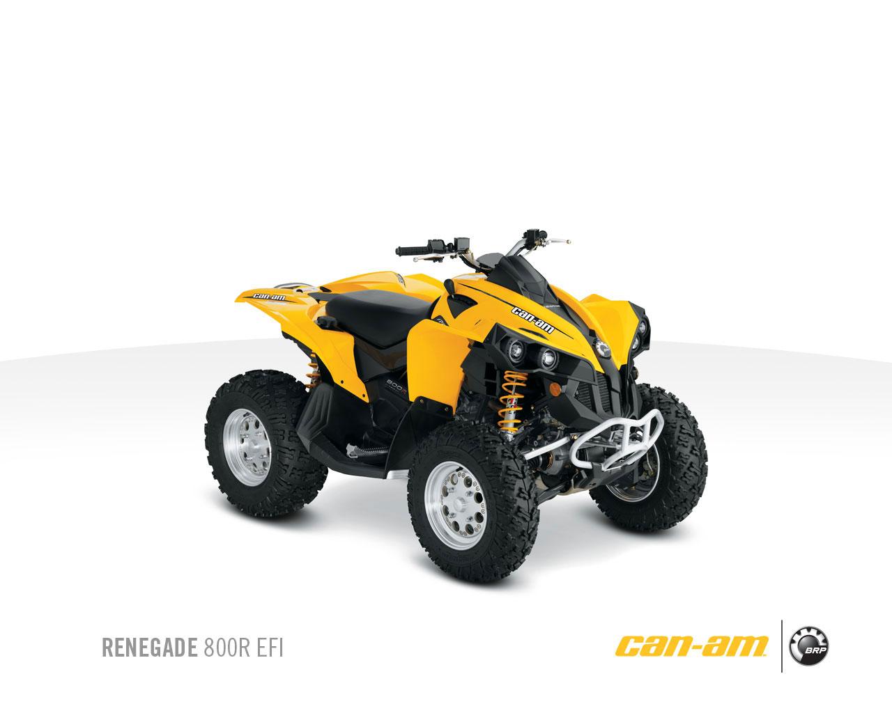 Can Am Renegade 800 >> CAN-AM/ BRP Renegade 800R specs - 2010, 2011, 2012, 2013 - autoevolution