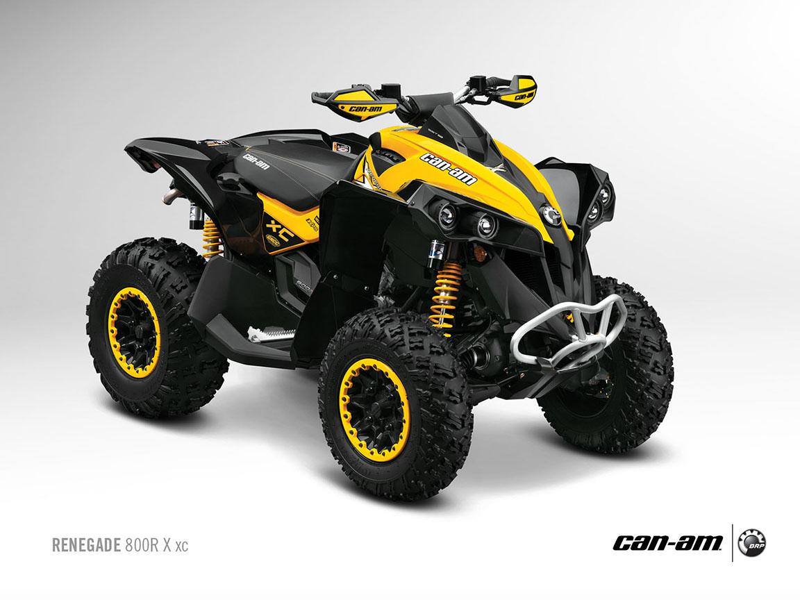 CAN-AM/ BRP Renegade 500 specs - 2012, 2013 - autoevolution