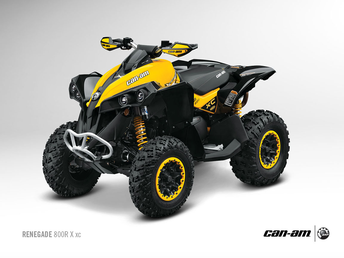 can am brp renegade 800r x xc specs 2012 2013 autoevolution. Black Bedroom Furniture Sets. Home Design Ideas