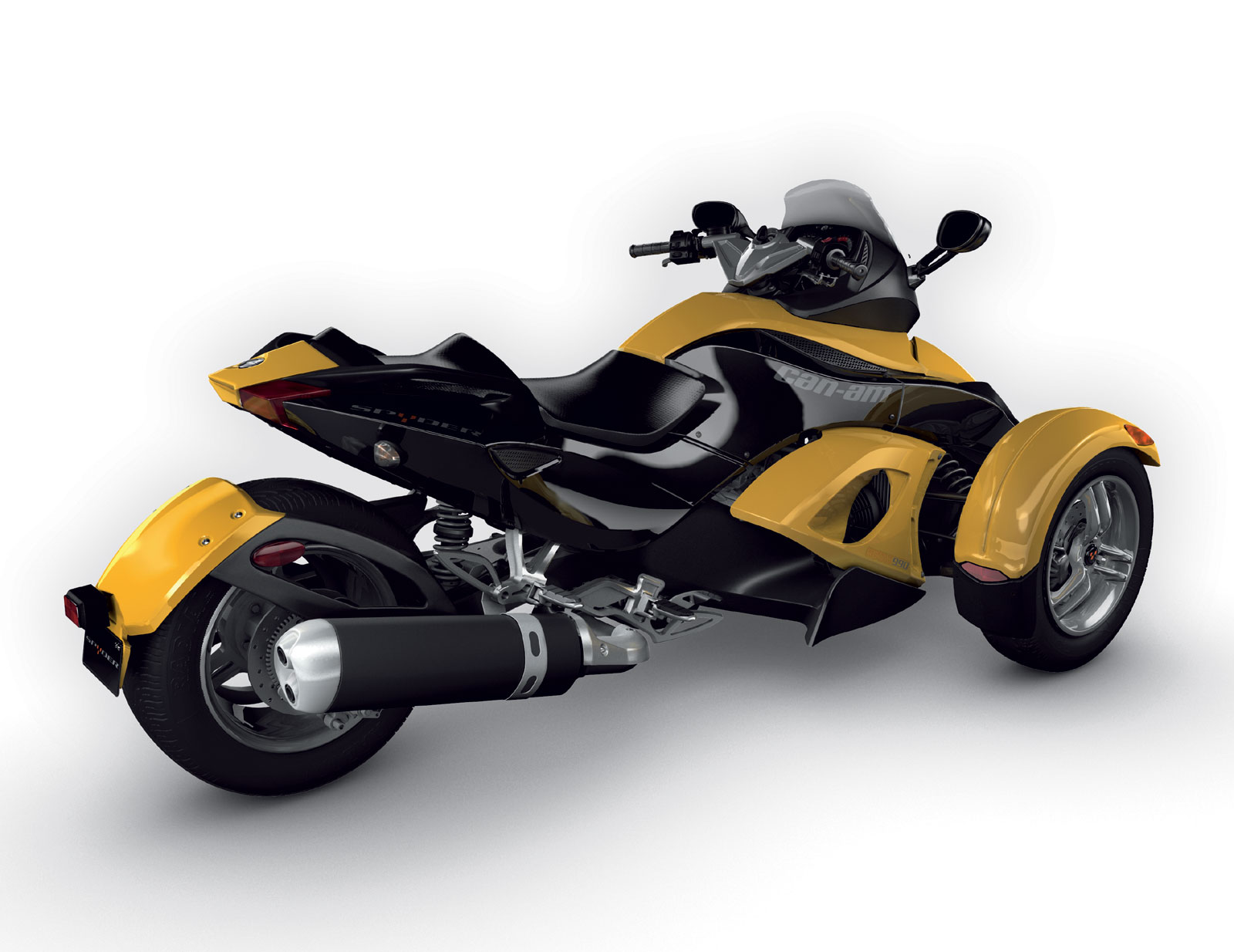 2013 Can-Am Spyder RS-S Review - Total Motorcycle