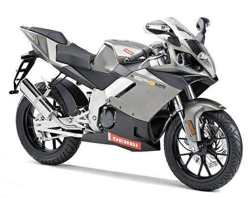derbi gpr 125 specs 2006 2007 autoevolution. Black Bedroom Furniture Sets. Home Design Ideas