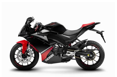 derbi gpr 125 specs 2015 2016 autoevolution. Black Bedroom Furniture Sets. Home Design Ideas