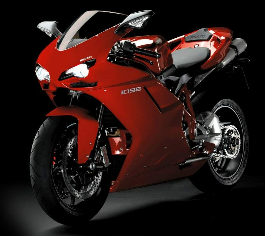ducati 1098 2007 2008 autoevolution. Black Bedroom Furniture Sets. Home Design Ideas