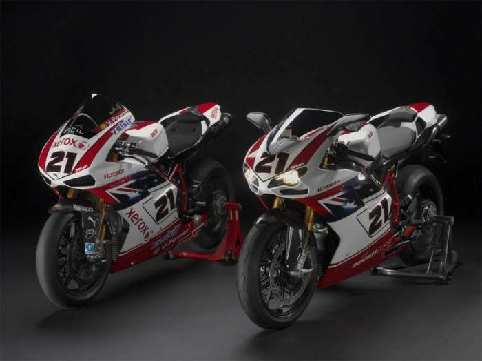 Ducati R Bayliss Specs