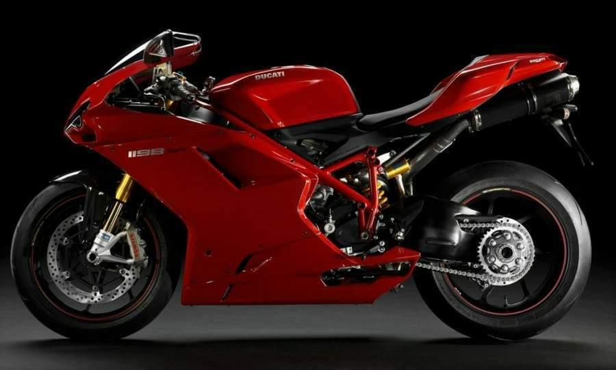 Ducati 1198s Racing Sport Bike: DUCATI 1198SP Specs