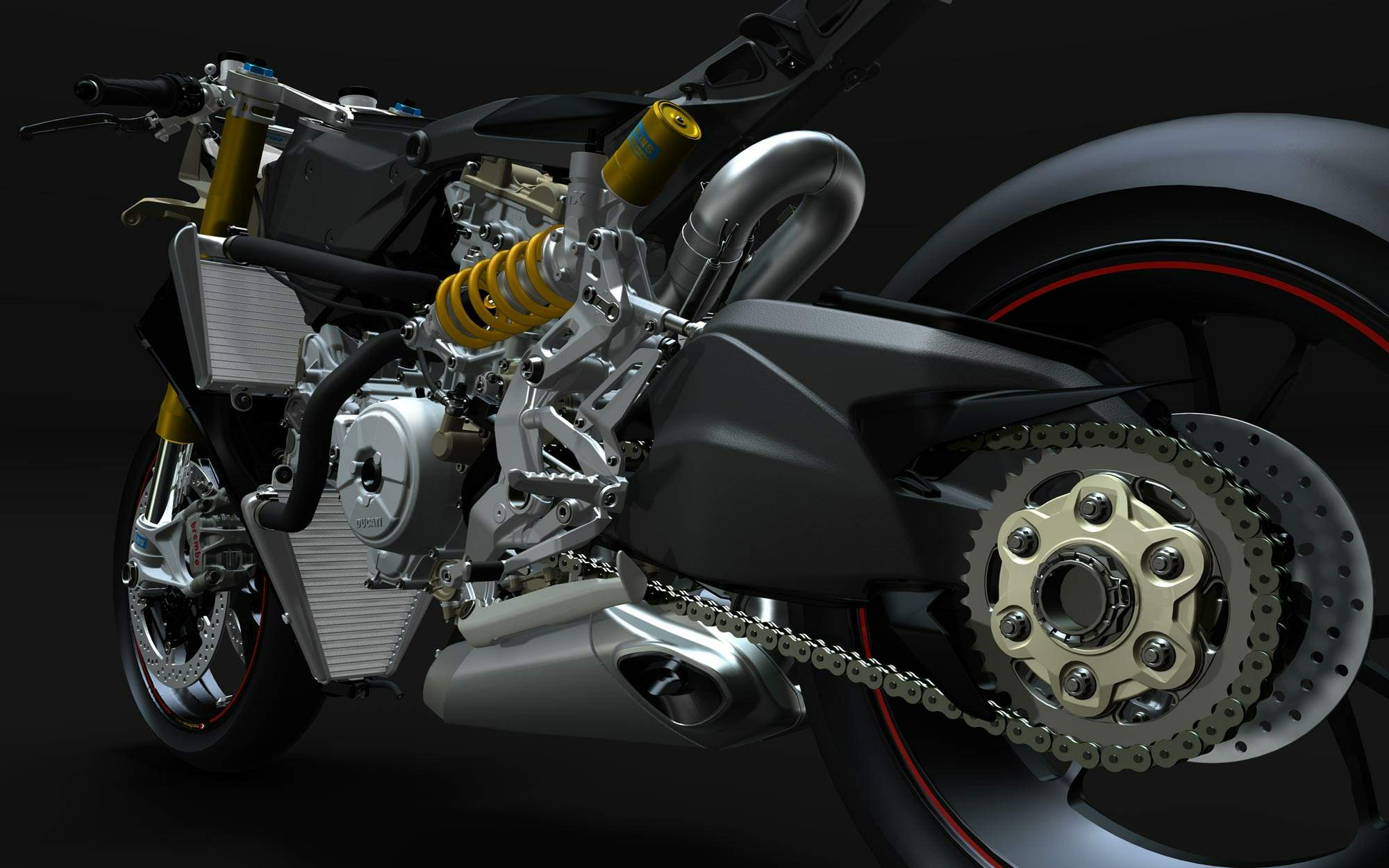 New Colors for Ducati 1199 Panigale - autoevolution