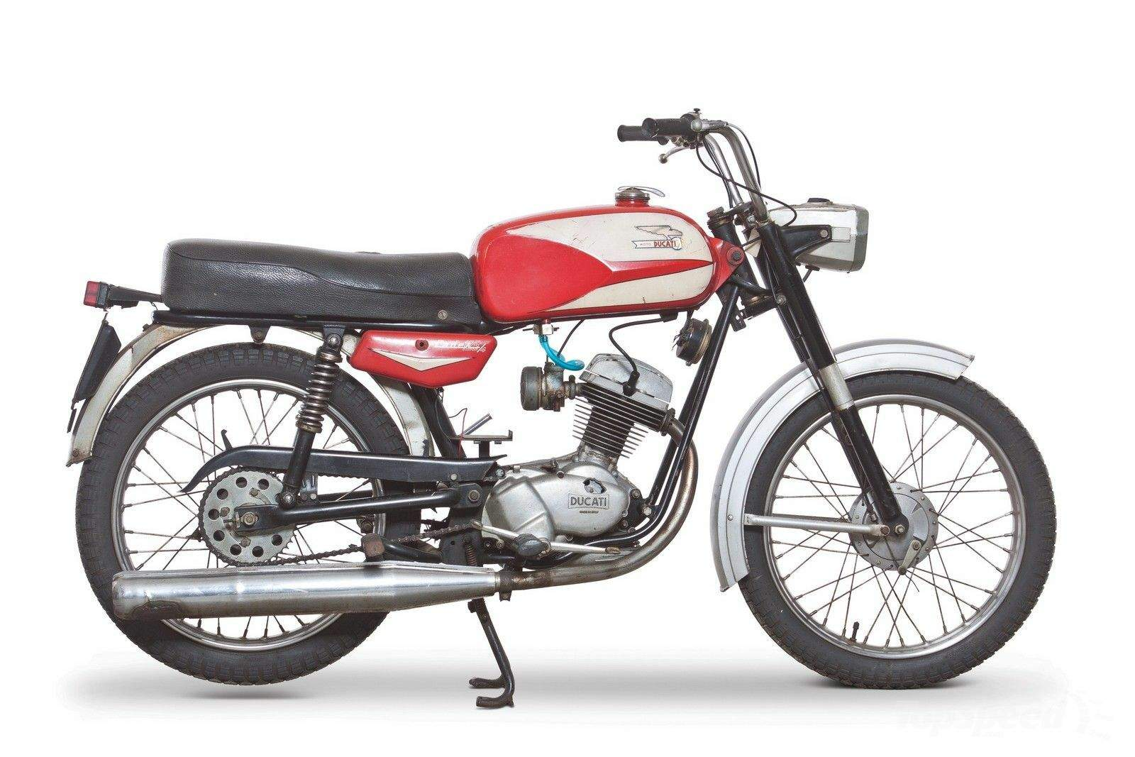 ducati 125 cadet 4 1967 1968 autoevolution. Black Bedroom Furniture Sets. Home Design Ideas