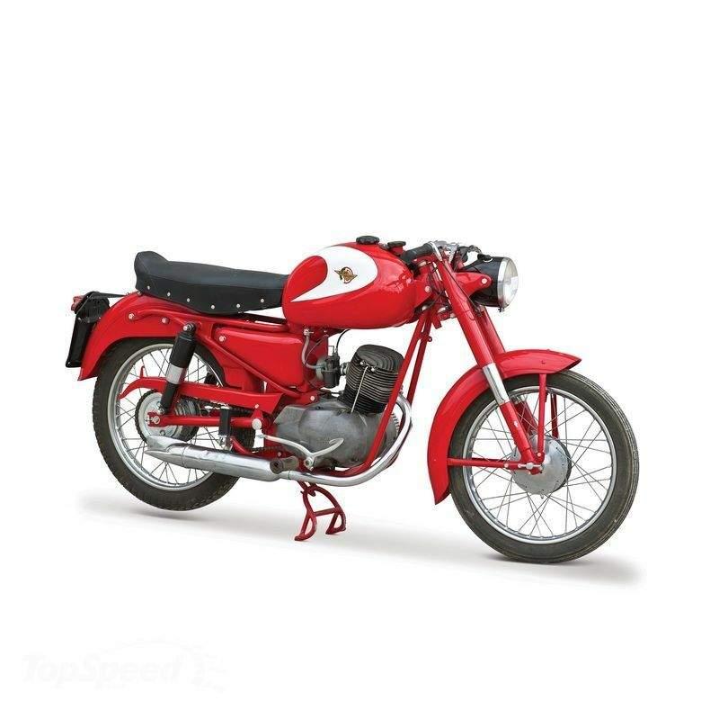 ducati 125 sport specs 1955 1956 1957 1958 1959 1960 autoevolution. Black Bedroom Furniture Sets. Home Design Ideas