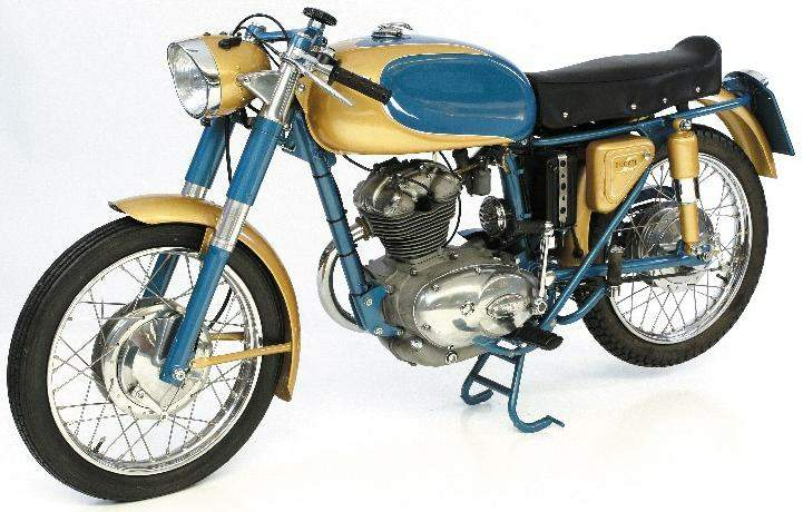 ducati 125 sport 1961 1962 1963 1964 autoevolution. Black Bedroom Furniture Sets. Home Design Ideas