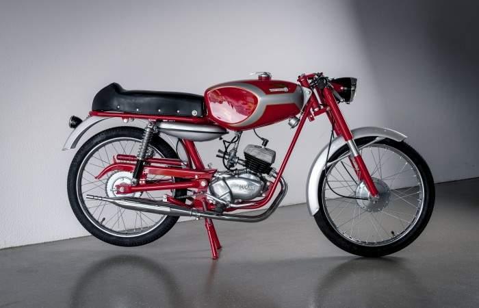 Sell Junk Cars >> DUCATI 48 SL / CACCIATORE specs - 1964, 1965, 1966, 1967 ...