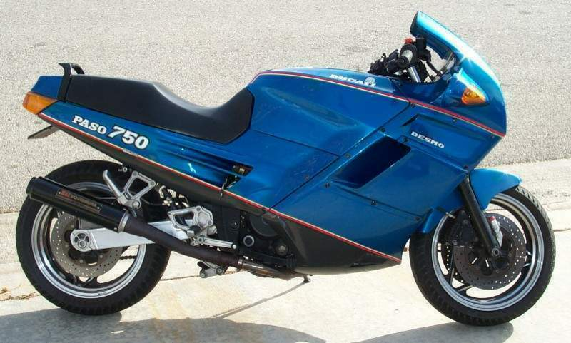 DUCATI 750 P... Ducati 748 Specifications