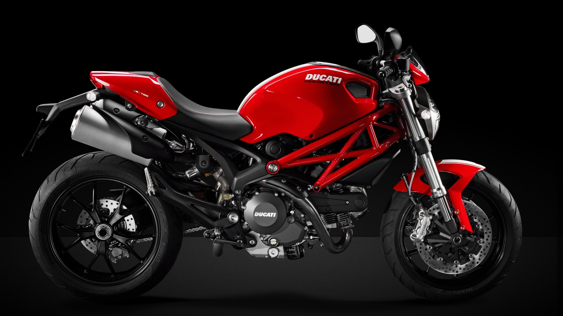 Ducati Monster R Motor