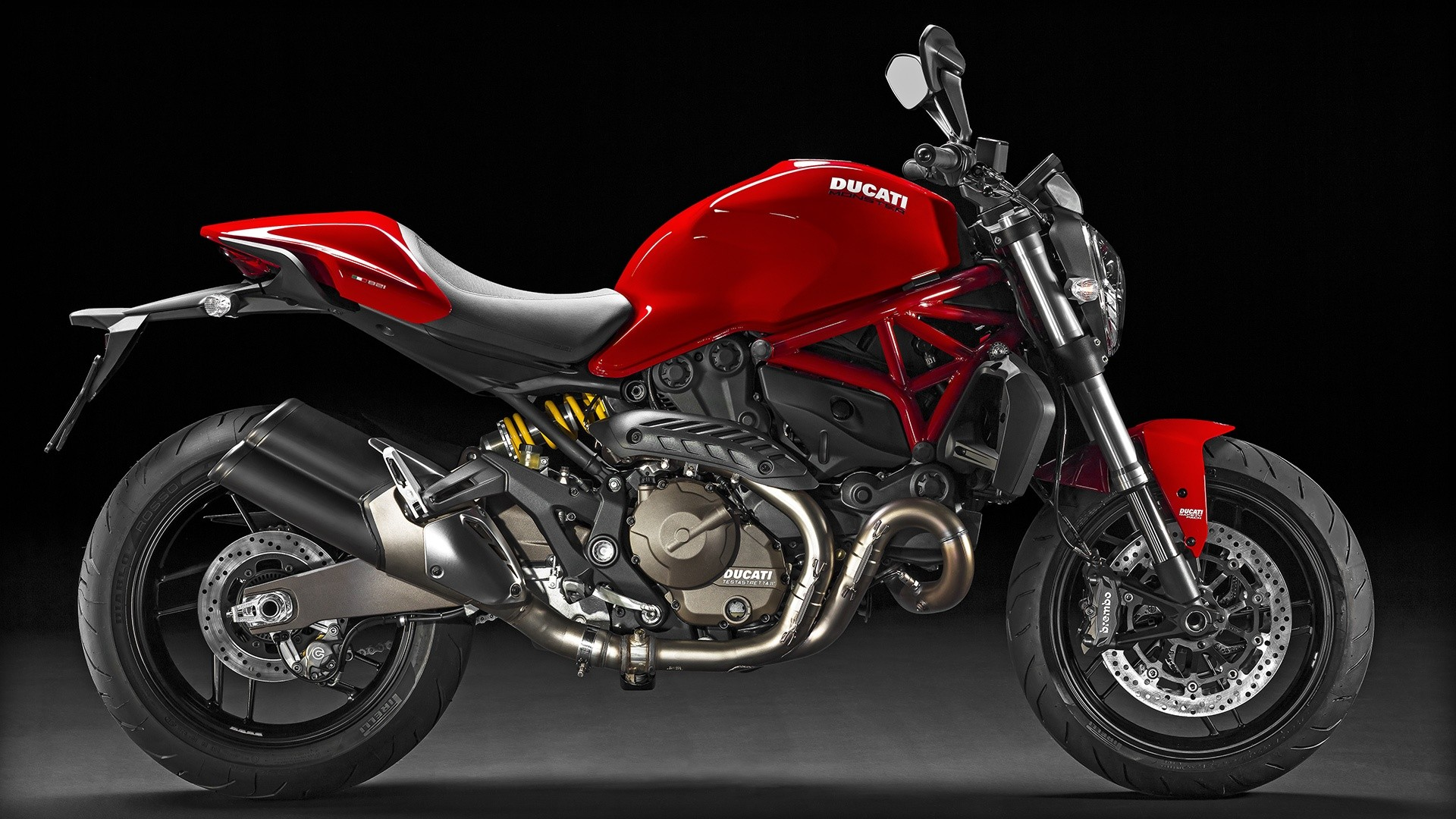 ducati monster 821 specs 2014 2015 autoevolution. Black Bedroom Furniture Sets. Home Design Ideas