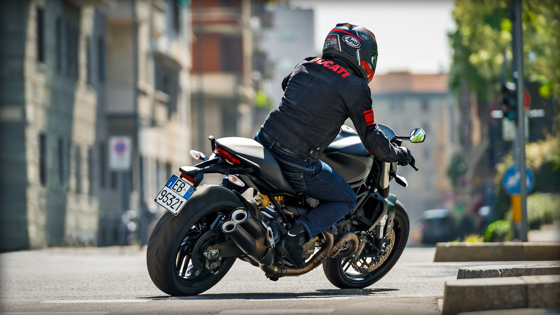 New Ducati Monster