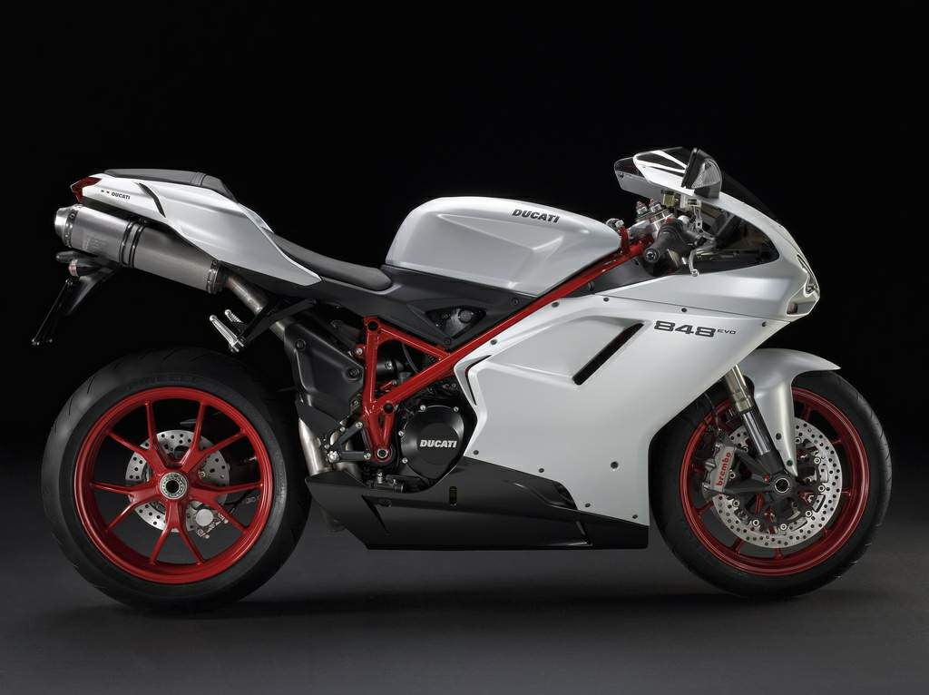 Ducati  Evo Horsepower And Torque