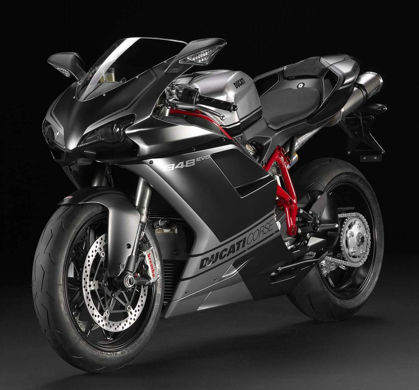 Ducati 848 evo specs
