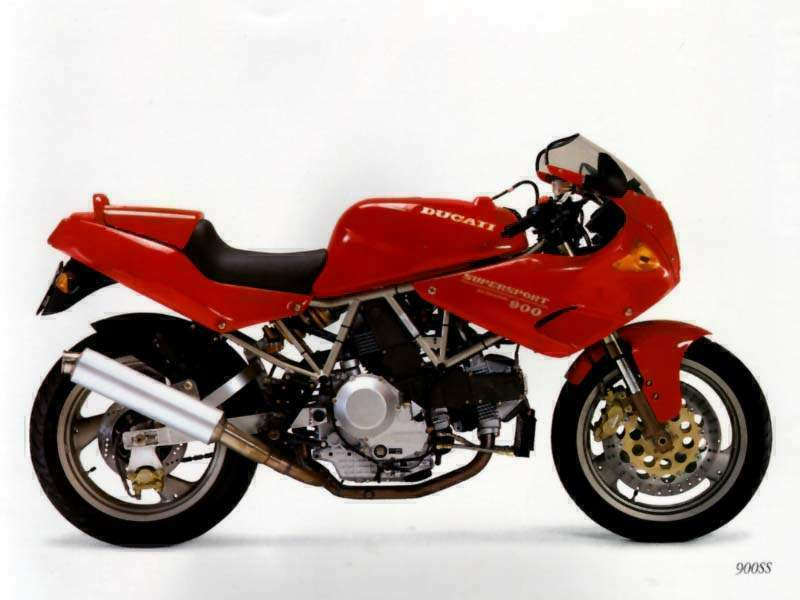 ducati 900ss 1995 1996 autoevolution. Black Bedroom Furniture Sets. Home Design Ideas