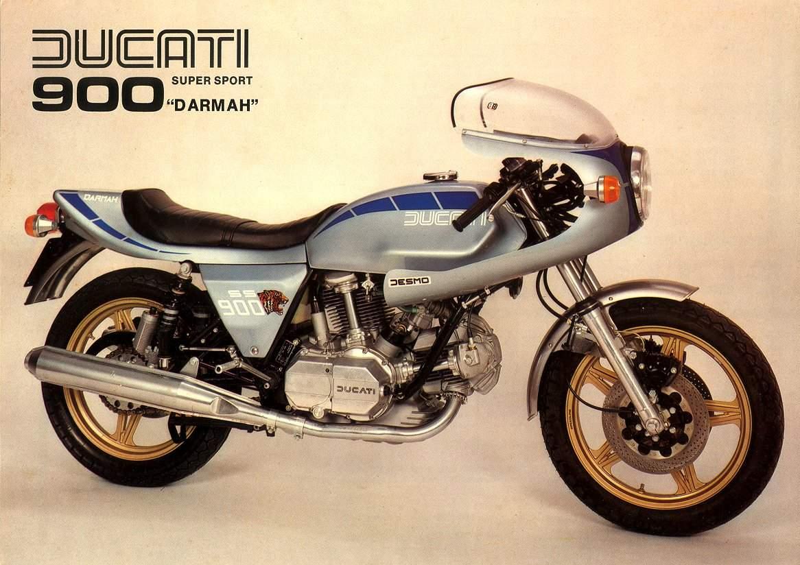 Ducati Ssds