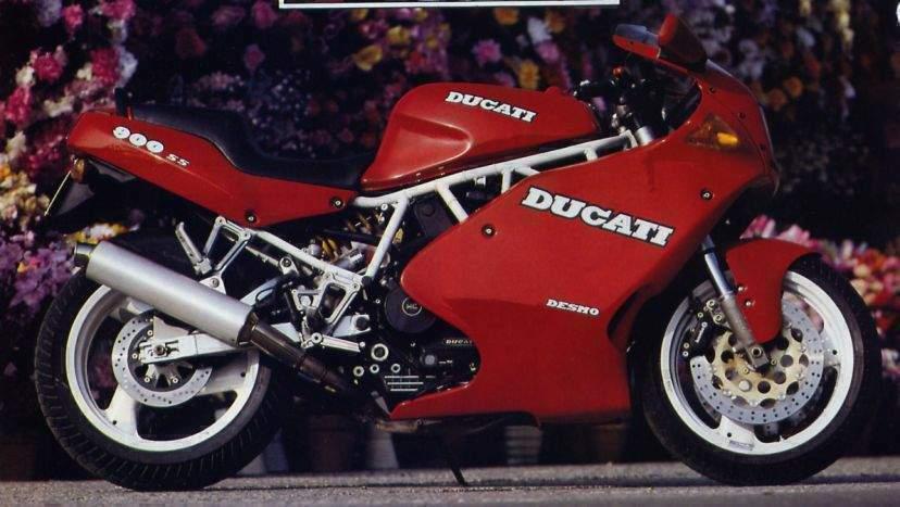 Ducati 900ss Specs 1992 1993 Autoevolution