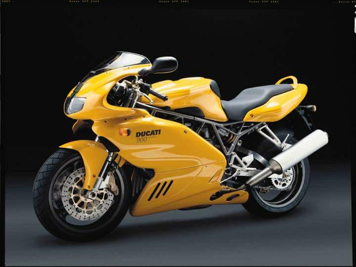 Ducati V Twin Engine