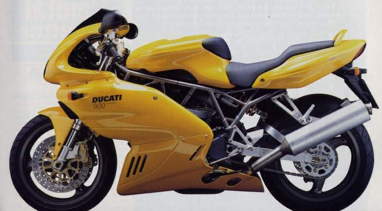 ducati 900ss 2000 2001 autoevolution. Black Bedroom Furniture Sets. Home Design Ideas