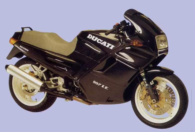 Ducati Paso Specs