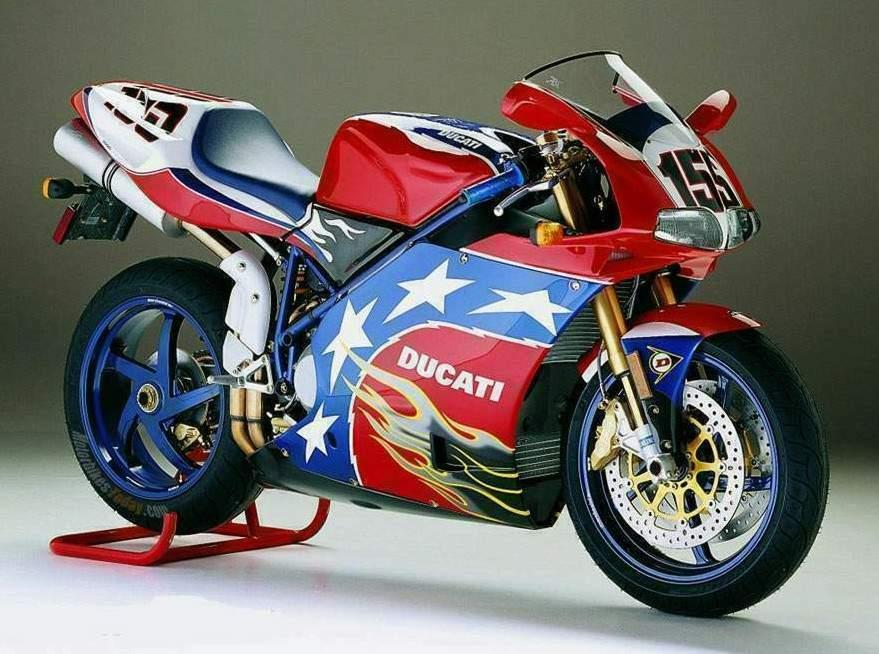 Ben Bostrom Ducati