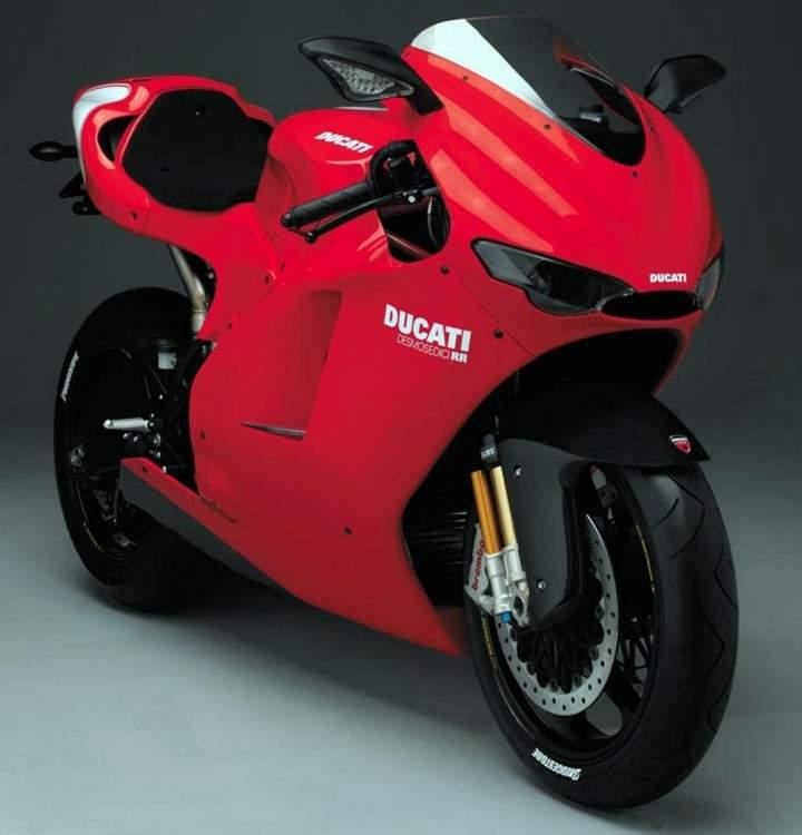 Ducati Desmosedici Rr Specs 2005 2006 Autoevolution