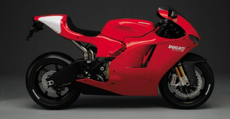 Ducati Superbike Fairings
