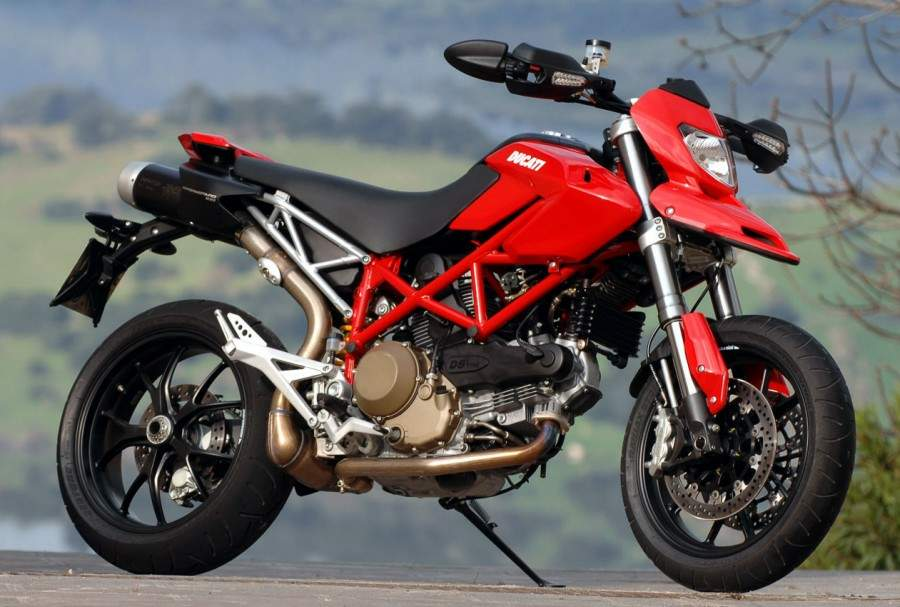 Ducati Hypermotard 1100 Specs - 2007  2008