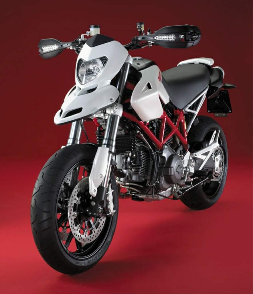 Ducati Hypermotard  Evo Sp Specs