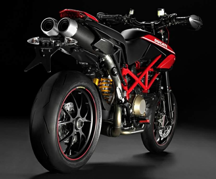 Ducati Hypermotard  Evo Specs