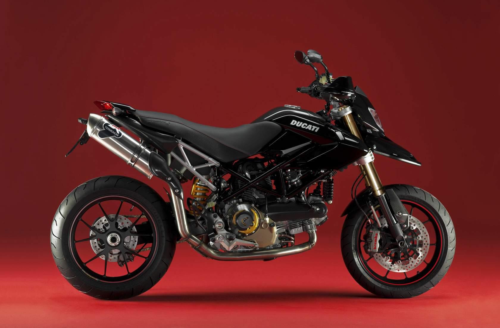 Ducati Hypermotard  Manual