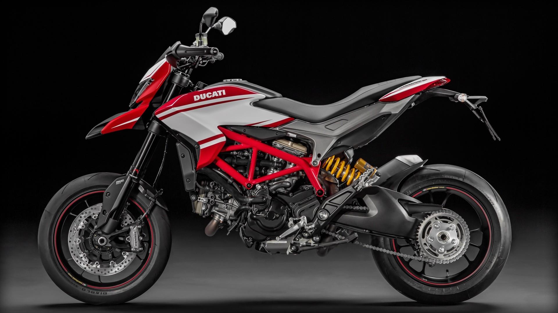 Ducati Hypermotard  Wet Weight