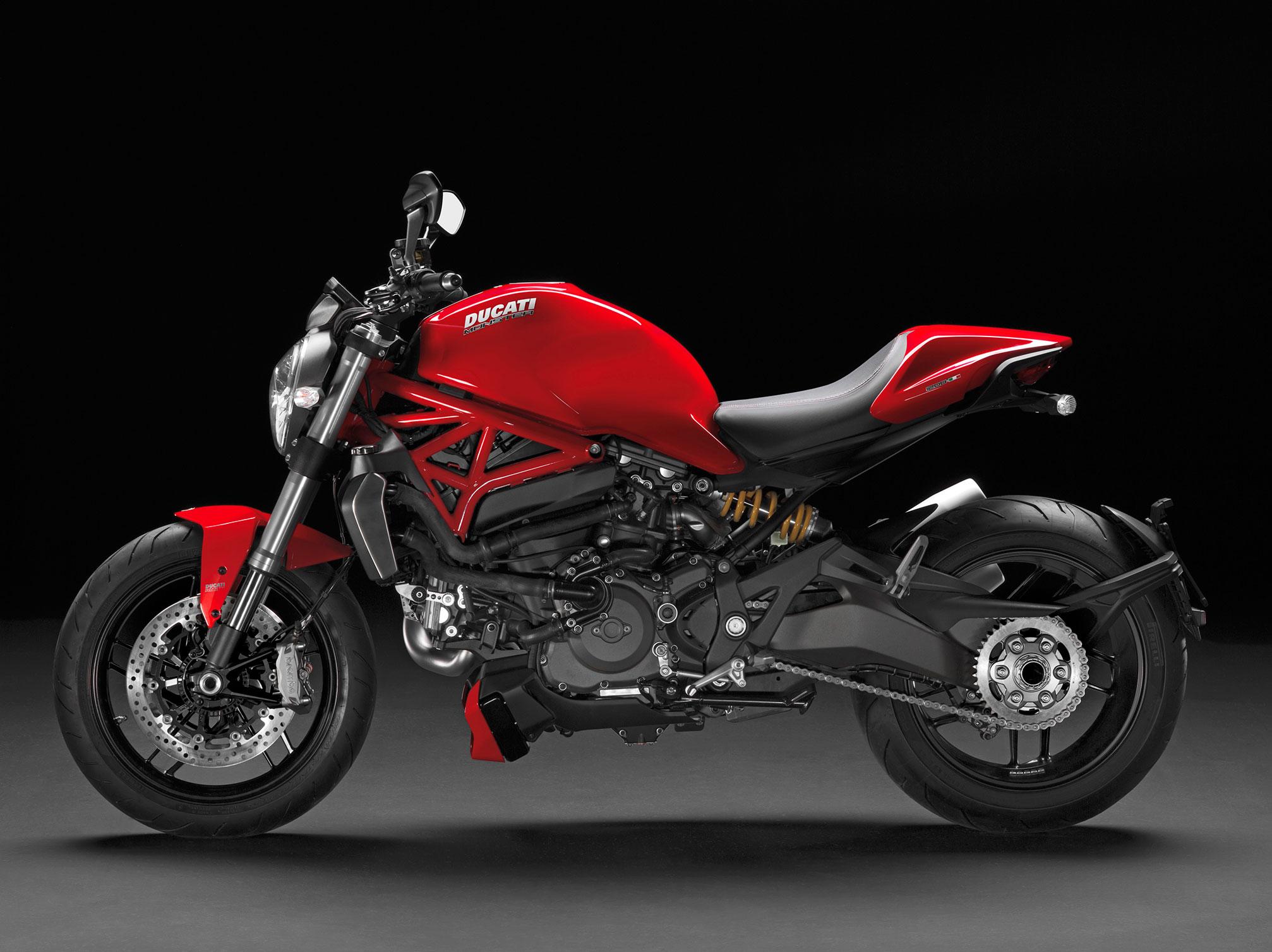DUCATI Monst... Ducati Monster Specs