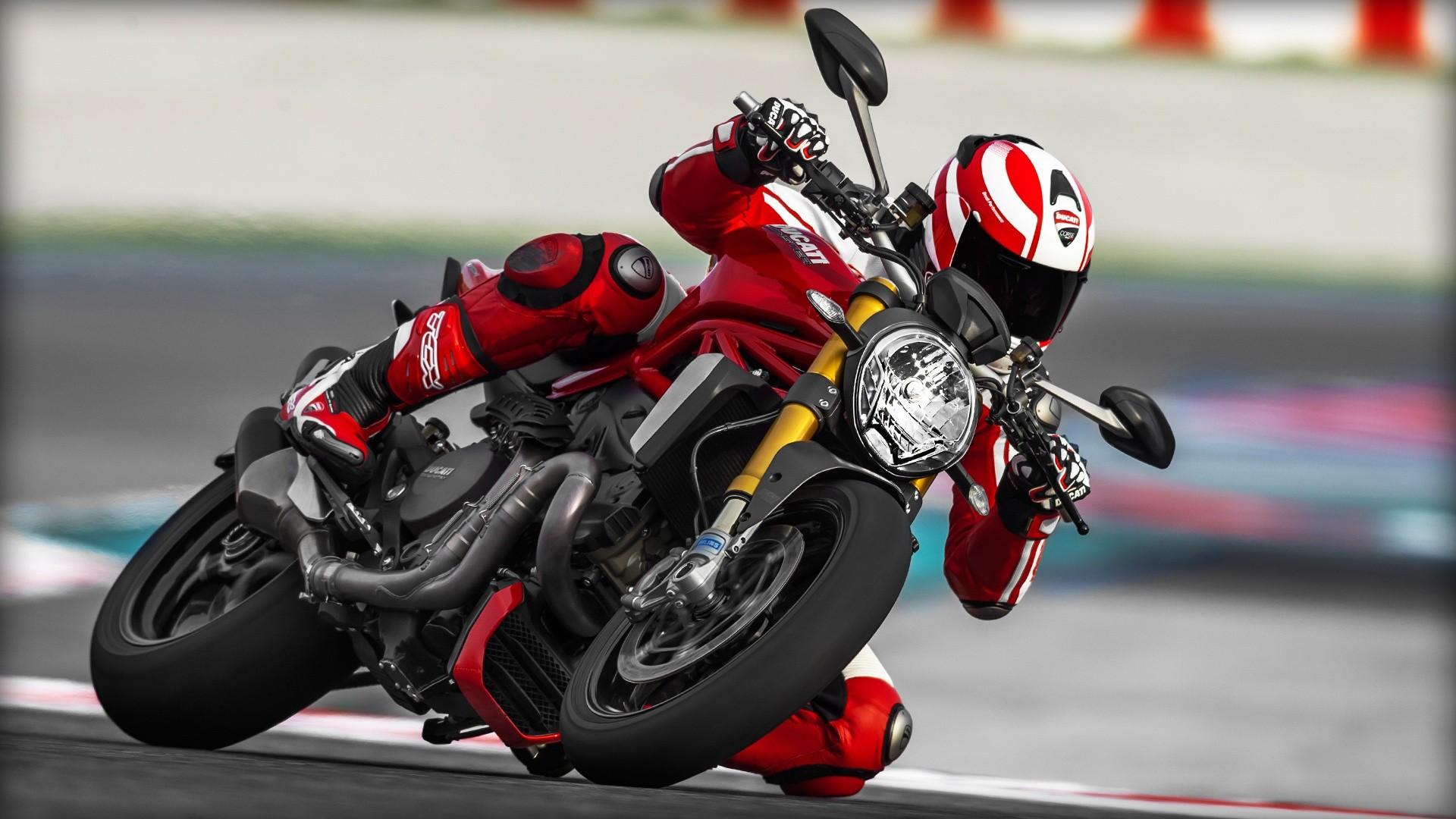 2014 Ducati Monster 1200 Mega Gallery - Asphalt & Rubber
